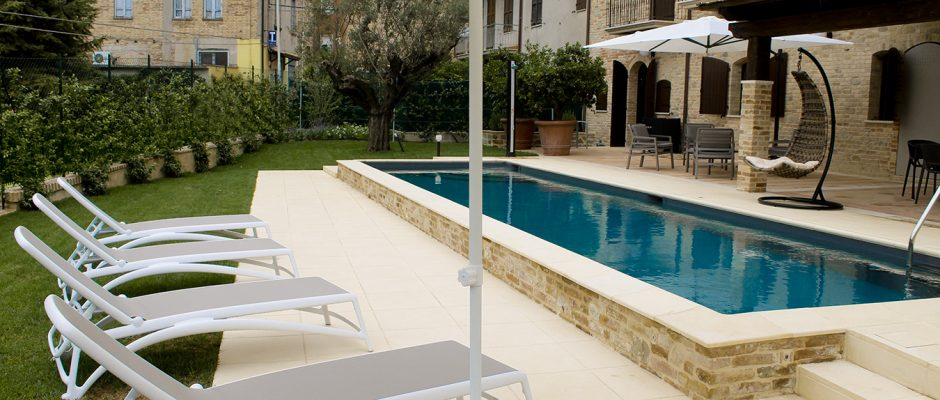Fontemaggio Bed & Breakfast Pool