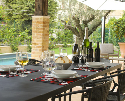 Dimora Fontemaggio B&B – Barbecue